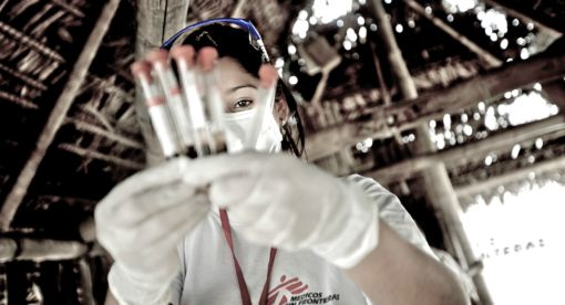 Doctors without Borders: Dedicated to Life