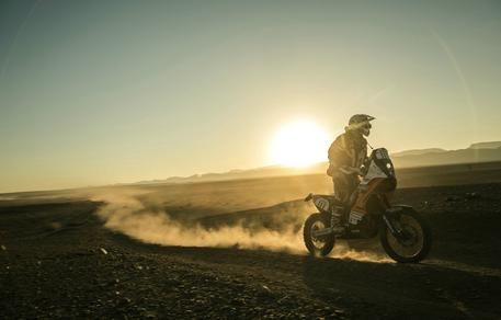 Africa Race – Two Brothers between Paris and Dakar