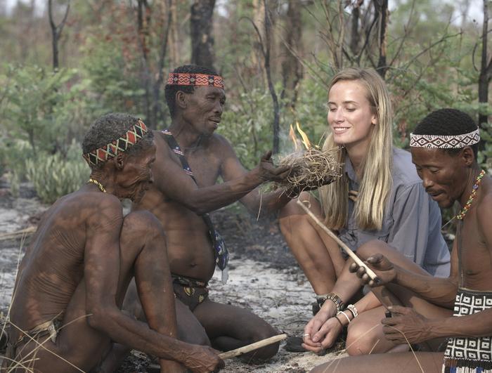 san bushmen culture and lifestyle pdf