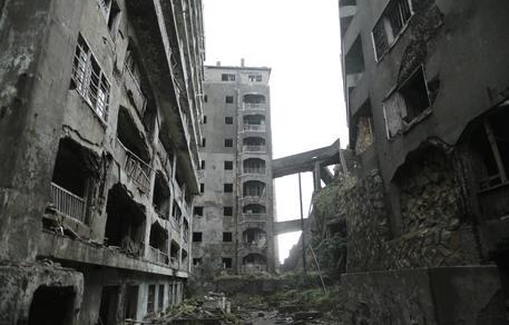 Urban Ruins Mystery Tour