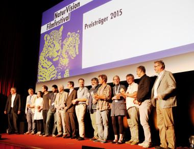 2015 NaturVision Preisträger