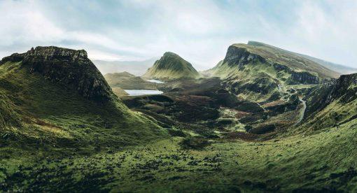 Scotland – The new Wild